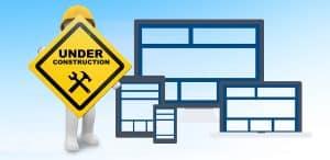 כללי בניית אתר